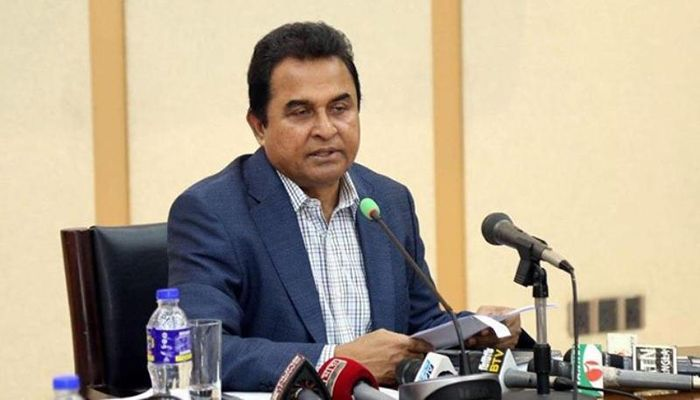 Finance Minister AHM Mustafa Kamal || Photo: Collected