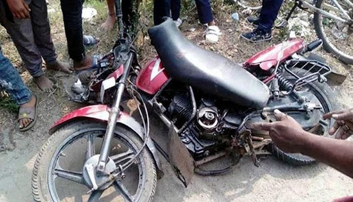 Three Motorcyclists Killed in Rangpur Road Accident