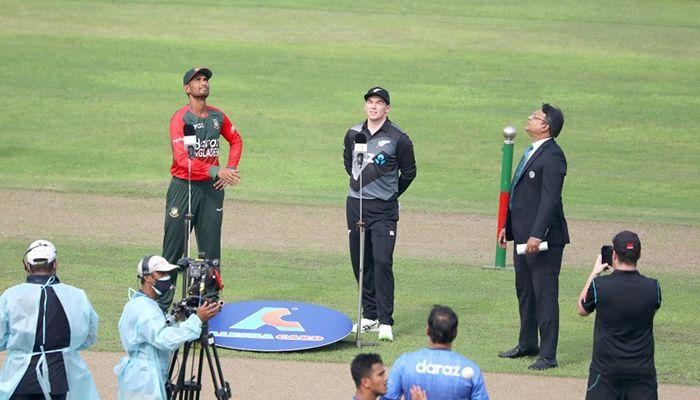 New Zealand Win Toss, Opt to Bat First against Bangladesh