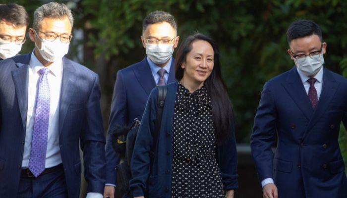 Huawei CFO Leaves Canada after US Deal on Fraud Charges