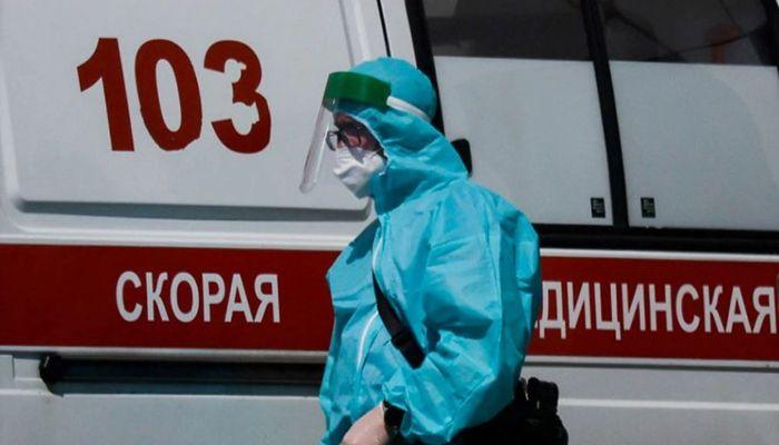 Russia's Coronavirus Cases Surpass 7 Million Mark