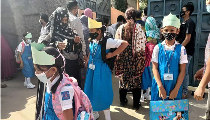 Schools, Colleges Reopen after One And Half Years