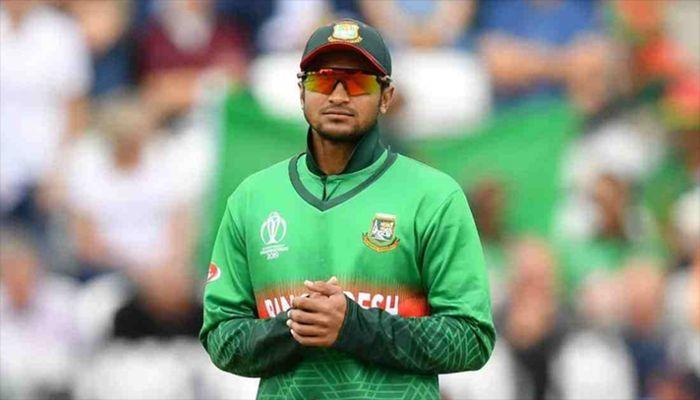 Shakib Loses Top Spot in ICC Rankings