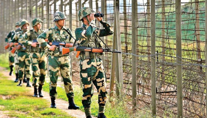 On Duty BSF || Photo: Collected