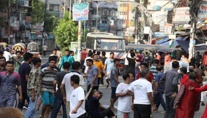 Hindu Leaders in Chattogram Decide against Immersing Idols, Declare Half-Day Strike