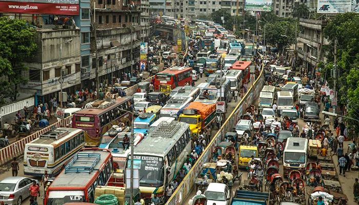 Dhaka Worst-Affected City in The World: Study