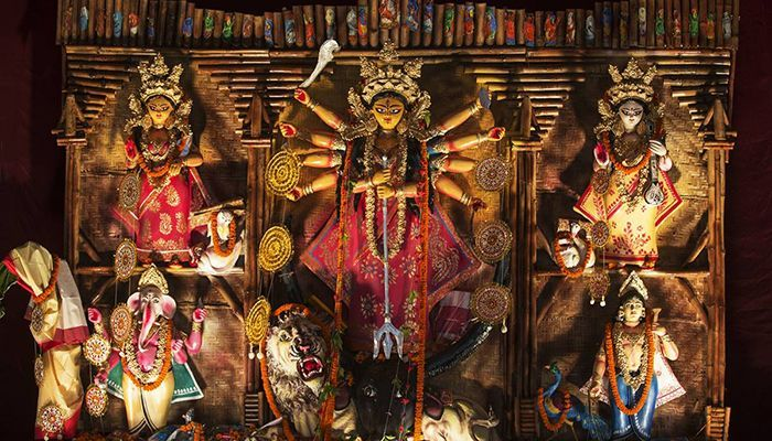 Durga Puja    Photo: Collected