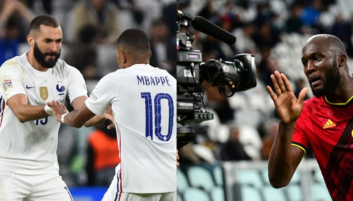 France Fight Back to Beat Belgium in Nations League Thriller