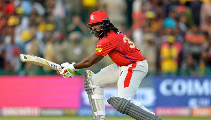 Chris Gayle Pulls out of IPL