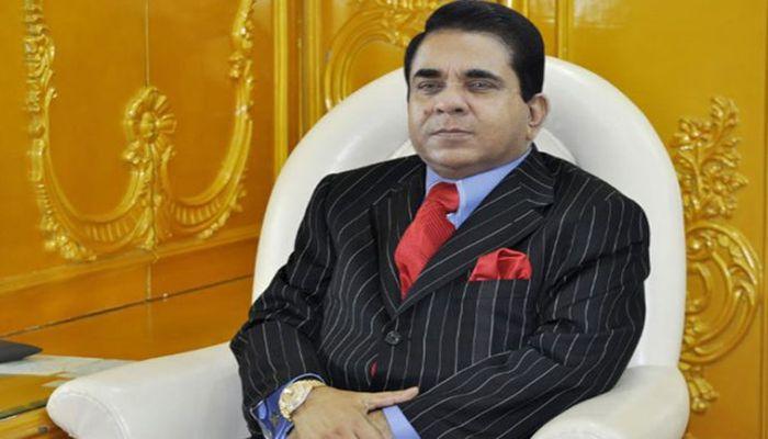 Moosa bin Shamser Appears at DB office