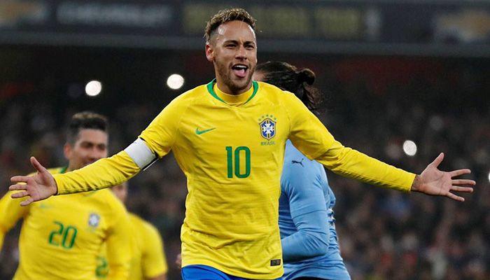 Neymar     Photo: Collected