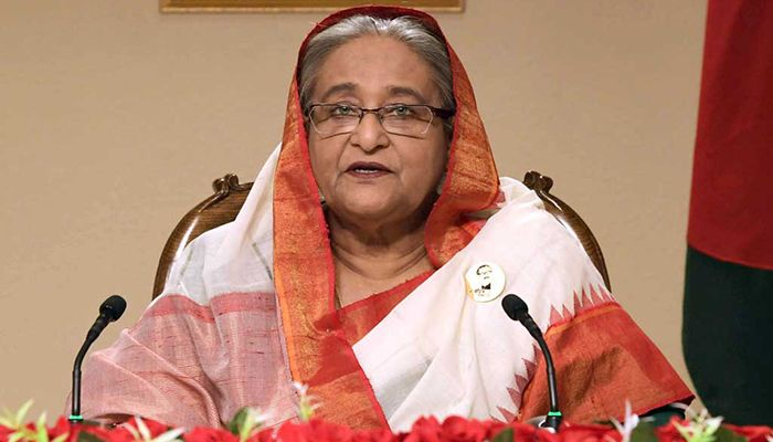 Prime Minister Sheikh Hasina || Photo: Collected