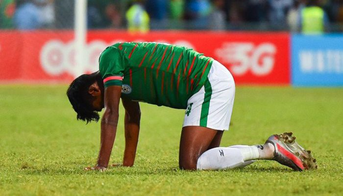 Bangladesh Crash Out from SAFF Championship || Photo: Collected