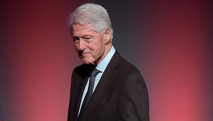 Bill Clinton in Hospital with Non-Covid Infection