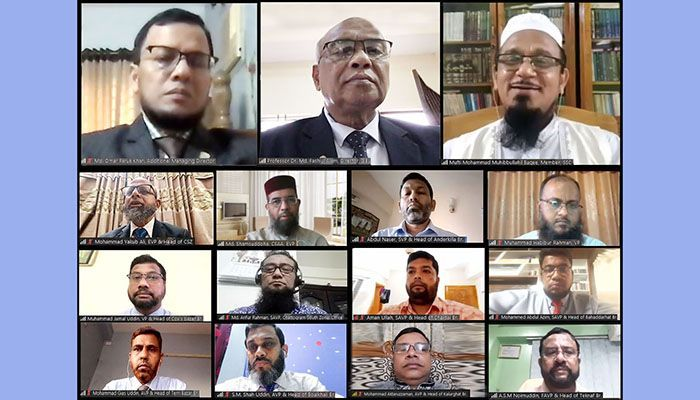 IBBL Chattogram South Zone Holds Shari'ah Webinar