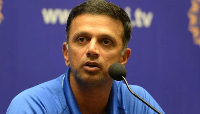 Dravid Set to Take Over As Team India Coach