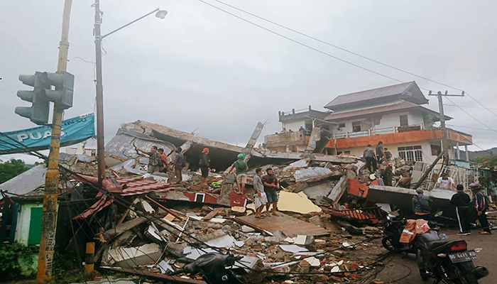 3 Killed, 7 Injured As Quake Hits Indonesia's Bali