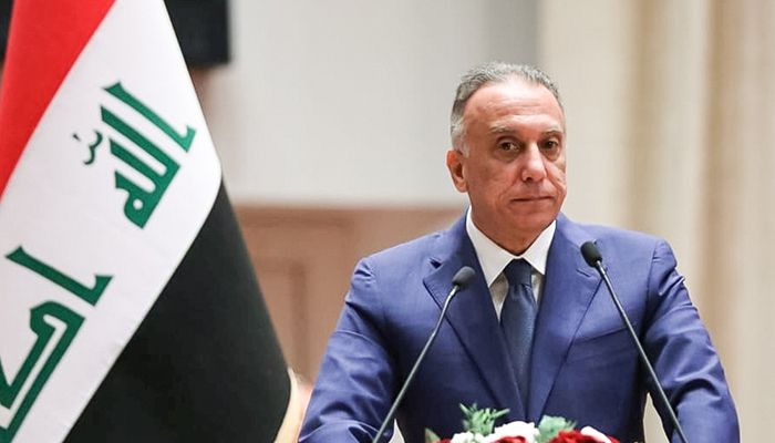 Prime Minister of Iraq Mustafa al-Kadhimi || Photo; Collected