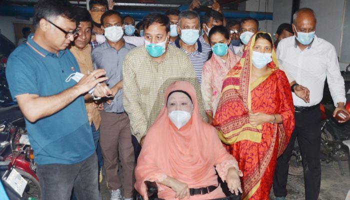 Khaleda Zia || Photo: Collected