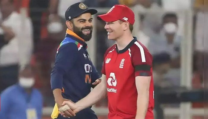 Kohli, Morgan Eyes For T20 World Cup Title Legacy    Photo: Collected
