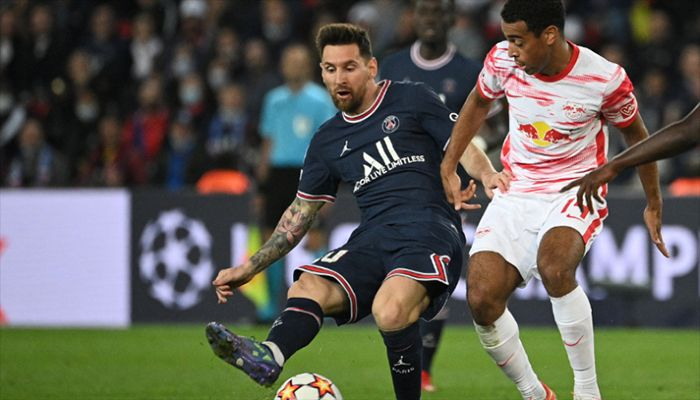 Messi, Mbappe Lead PSG to Victory against Leipzig
