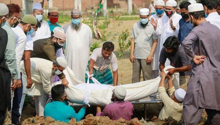 Bangladesh Reports 20 More Covid-19 Deaths