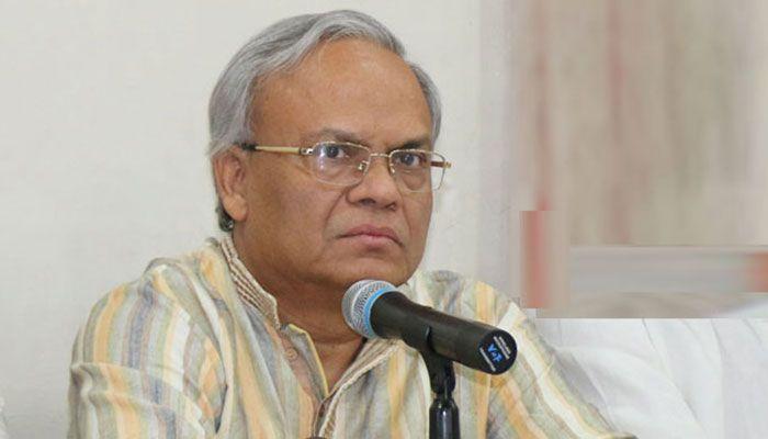 Rizvi Returns BNP Office after 204 Days
