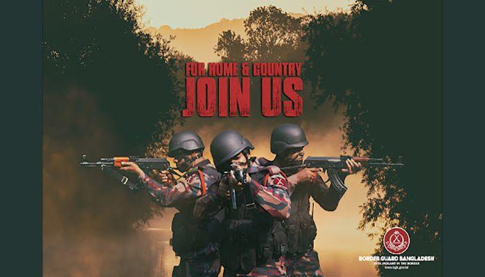 Job Circular for Border Guard Bangladesh (BGB)